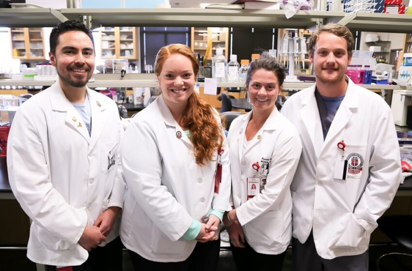 Student Research at TTUHSC Yields Impressive Results