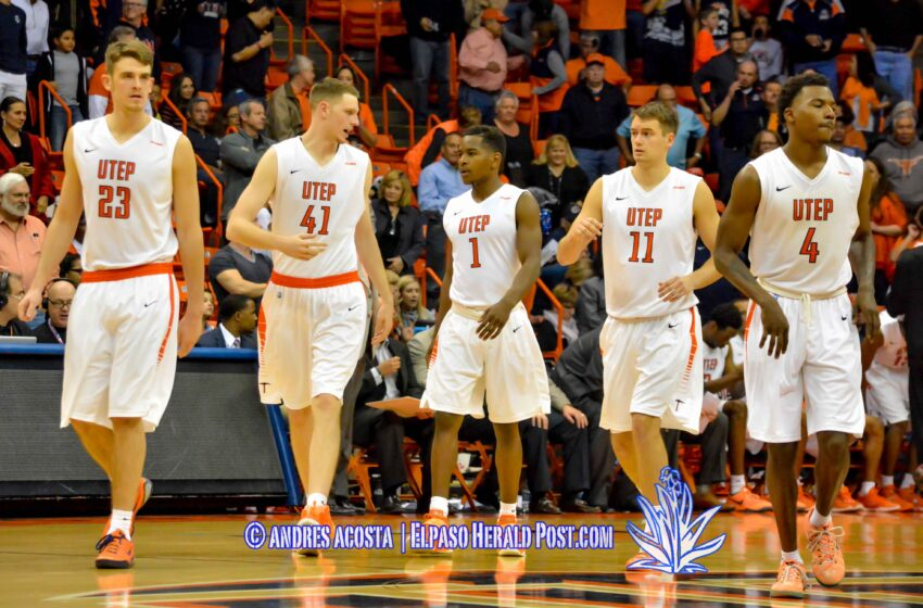 Miners dominate Loyola of New Orleans 96-49
