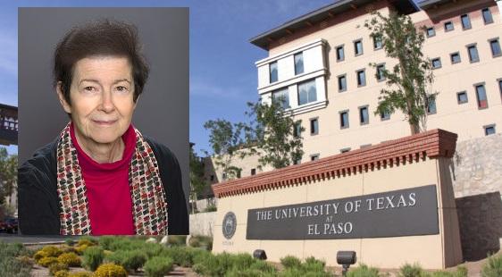 UTEP History Professor Earns NEH Research Grant