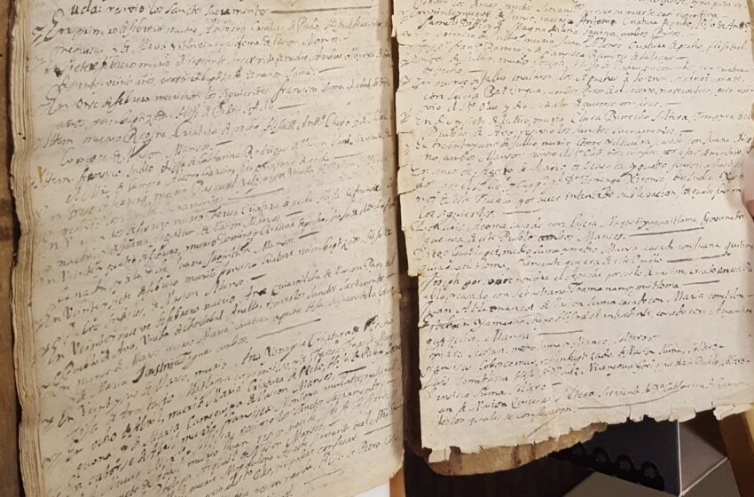 El Paso Public Library to Return Historic Document to Mexico