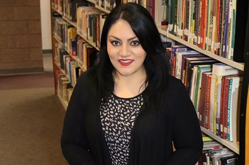 EPCC Faculty Member Awarded Librarian of the Year