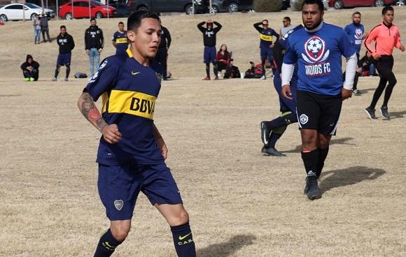 """Locomotive FC Signs El Pasoan Louis """"Chapa"""" Herrera"""