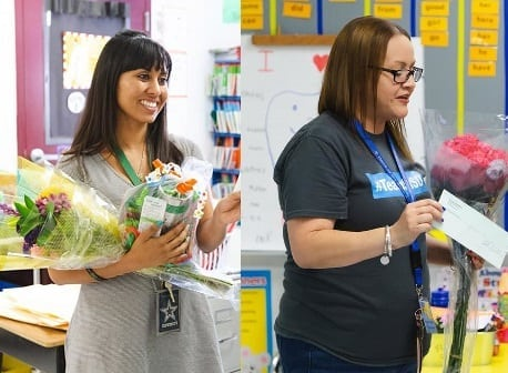 Two Socorro ISD Teachers Win National My Kool Smiles Classroom Grant