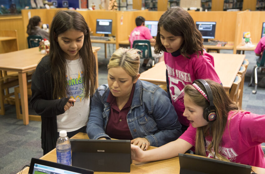 Socorro ISD students, staff participate in worldwide Hour of Code