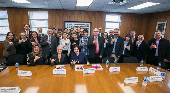 UTEP Announces New Binational Academic Partnership