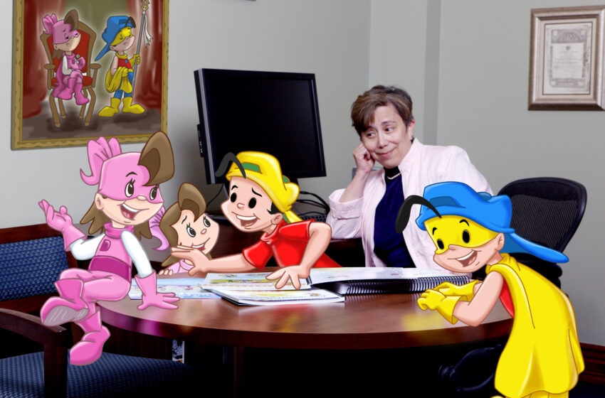 El Paso Pediatric Researcher's cartoons are a hit on YouTube