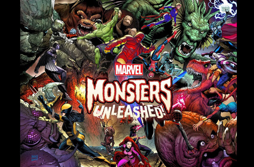 TNTM: Marvel Monsters versus Super Heroes