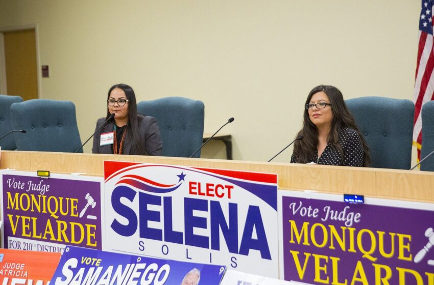 Tiguas Tribe Bankrolling One of Their Own in Primary Bid Against State Rep. Mary González