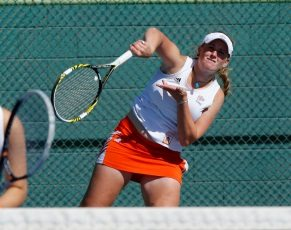 UTEP Women's Tennis sweeps Northern Iowa in Spring Opener