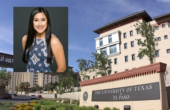 UTEP MPA Student Earns State Agency Fellowship