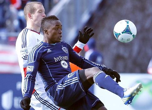 Haitian International Defender Mechack Jérôme Hops Aboard El Paso Locomotive FC