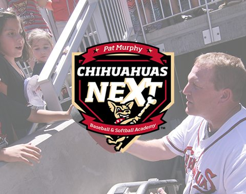 Local Group, Fmr Chihuahuas Manager announce Youth Baseball/Softball Academy for El Paso
