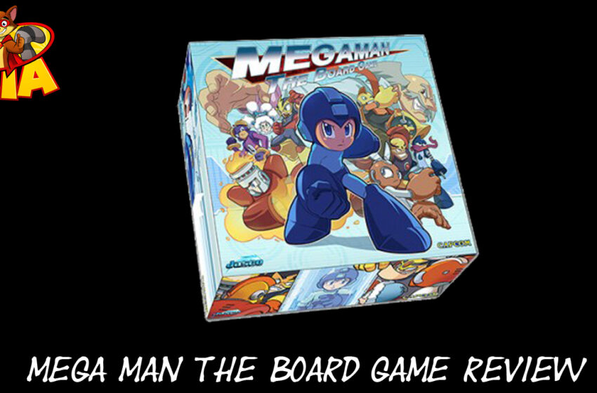 Mega Man: The Board Game Review