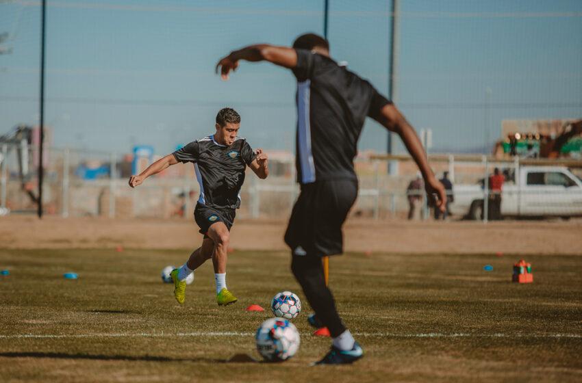 El Paso Locomotive FC Signs Gadsden Panther Memo Diaz