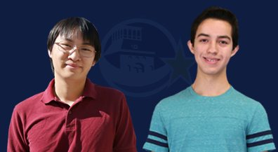 Two El Paso ISD Seniors Named National Merit Semifinalists
