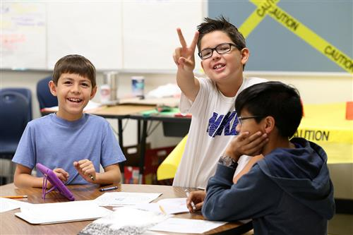 Mesita Summer Camp Mixes Dual-Language with Science