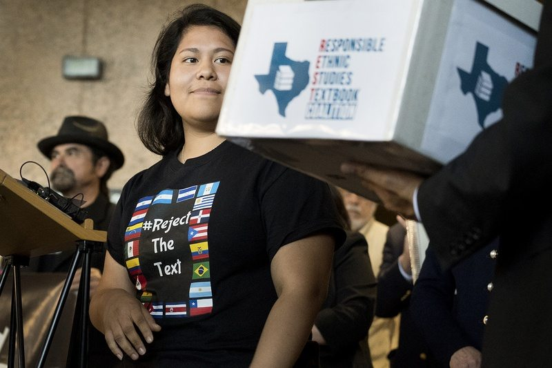 Texas State Board of Education rejects Mexican-American Studies Textbook