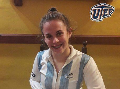 Fernandez Adds Milena Baigorria to UTEP Tennis Team