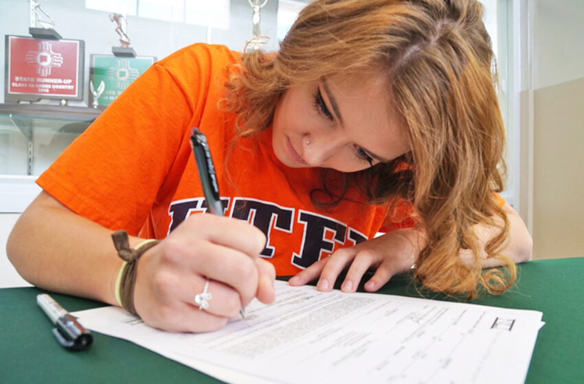 UTEP Rifle Adds To Signing Class With Prep Standout Samantha Miller