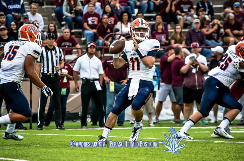 Miners still searching for first CUSA win as Leftwich returns at QB