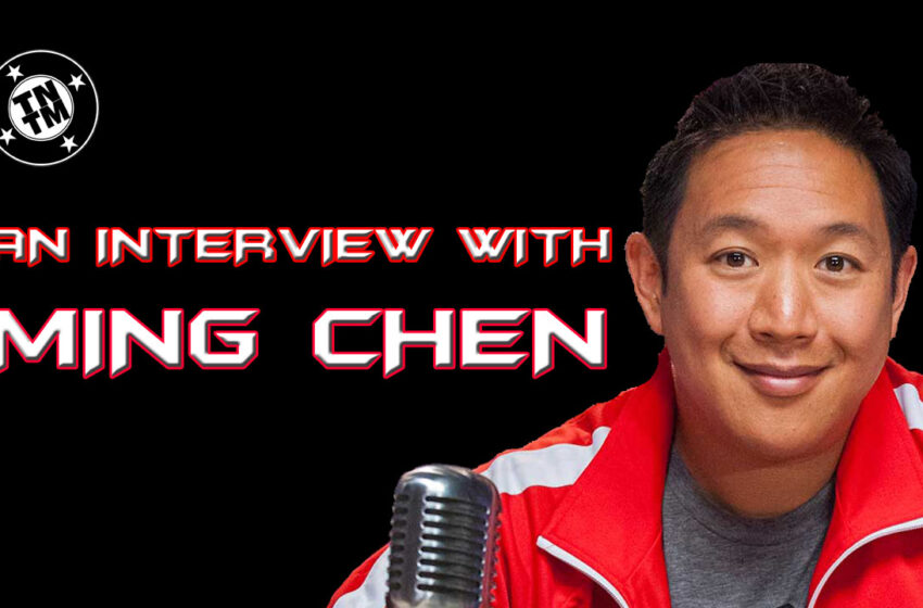 Audio: TNTM Interview with Ming Chen from Comic Book Men