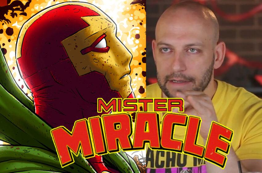 TNTM: DC Comics Mister Miracle #1 review