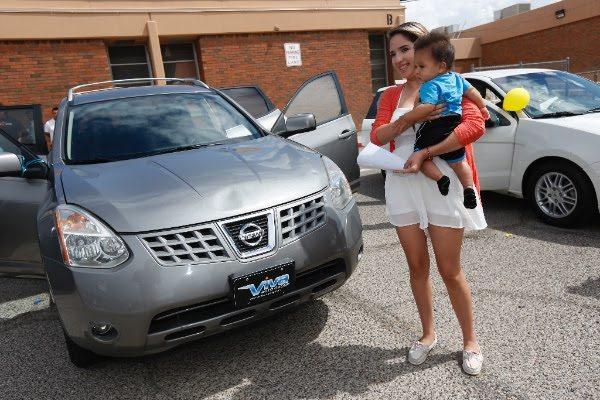Good Grades, Attendance Earns CCTA Student a Car