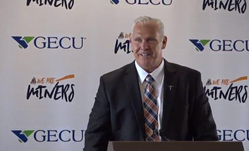 WATCH: UTEP Introduces New Football Head Coach Dana Dimel