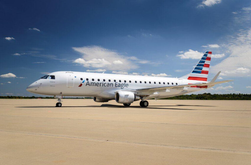 American Airlines upgrades service between El Paso, Los Angeles