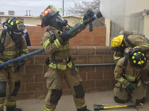 NMSU Fire Department Ranks Among Top 3% in Nation
