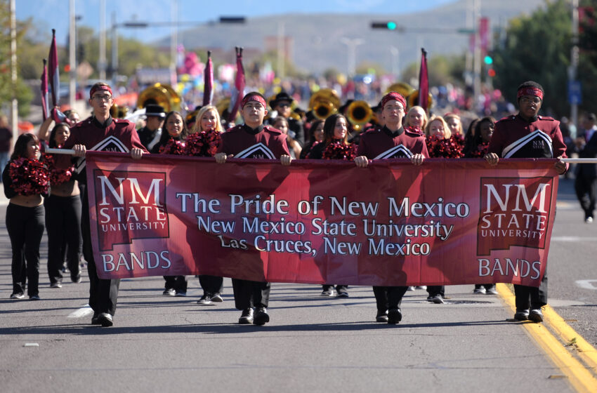 NMSU Announces dates for 2016 Homecoming Events, Game vs. UL-Lafayette