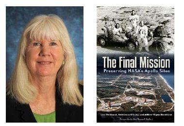 NMSU Professor Promotes Preserving Moon Landing Sites