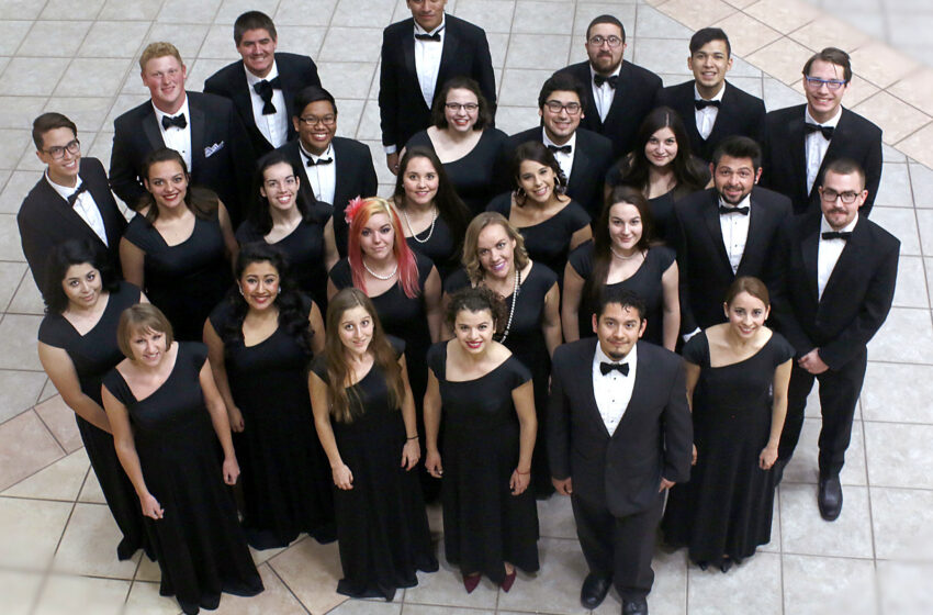 NMSU Choir to Perform at Carnegie Hall Easter Sunday; Will host Local Performance March 22