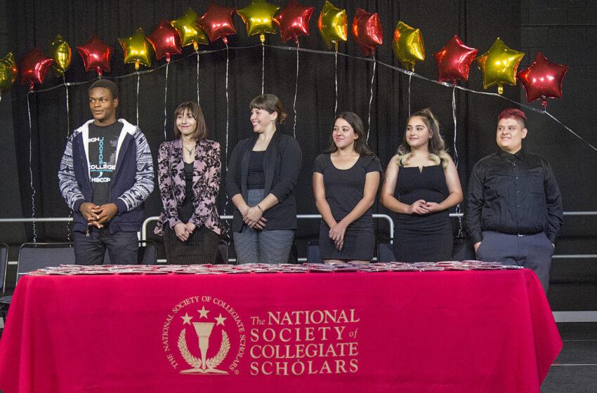 El Paso Community College Honors Elite Scholars