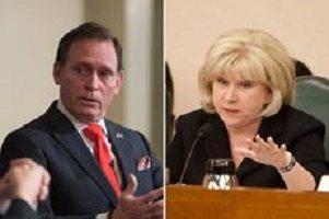 How do the Texas House and Senate Budgets Compare?