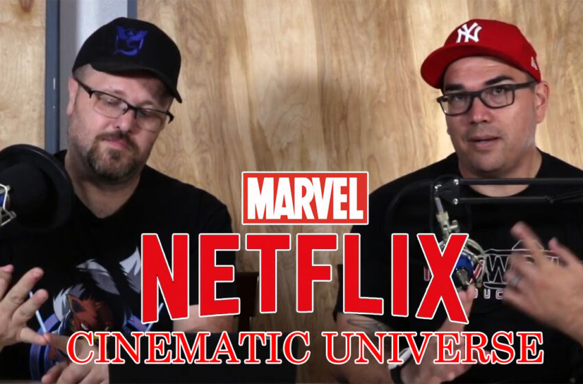 Video: Netflix Marvel Cinematic Universe