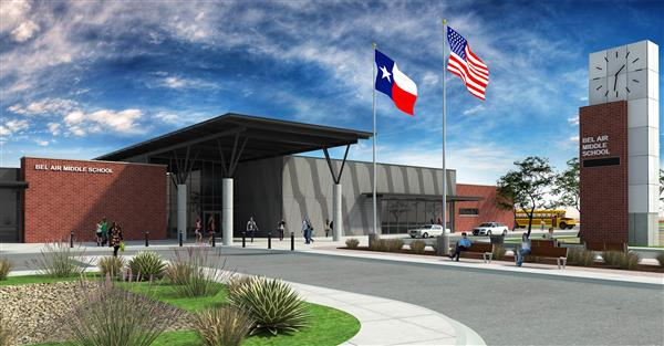 New Bel Air Middle School Nearing Completion, Public Invited for Tour