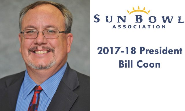 Sun Bowl Association Names Bill Coon as 84th President