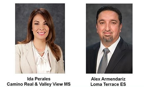 Ysleta ISD Names Two New Principals for 2018-19 School Year