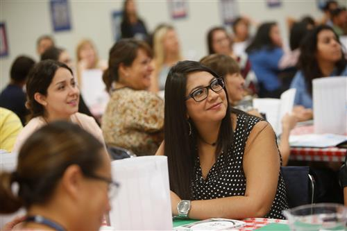 Video+Story: El Paso ISD Welcomes new Teachers to the Family