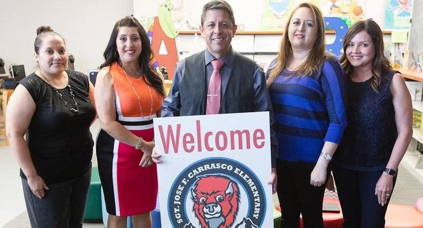 New Socorro ISD Elementary School Meet-and-Greet Preps Faculty for Next Year