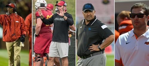 Dimel Adds Four More to Staff; Will Unveil First Recruiting Class at Signing Day Luncheon