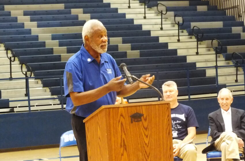 Video+Gallery+Story: Bowie High Gym Renamed to Honor Hall of Famer Nolan Richardson