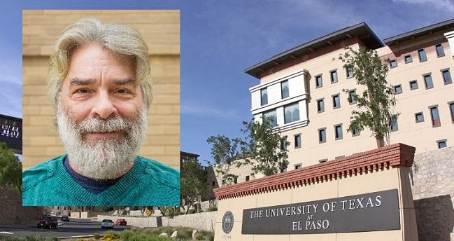UTEP Names Dean of College of Liberal Arts