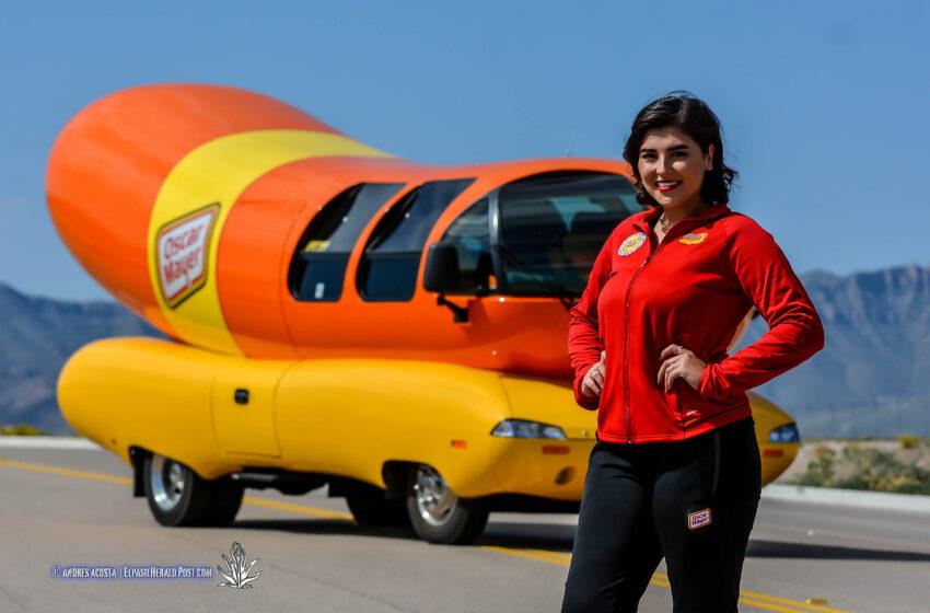 Gallery+Story: El Pasoan Wheels Wienermobile Back Home