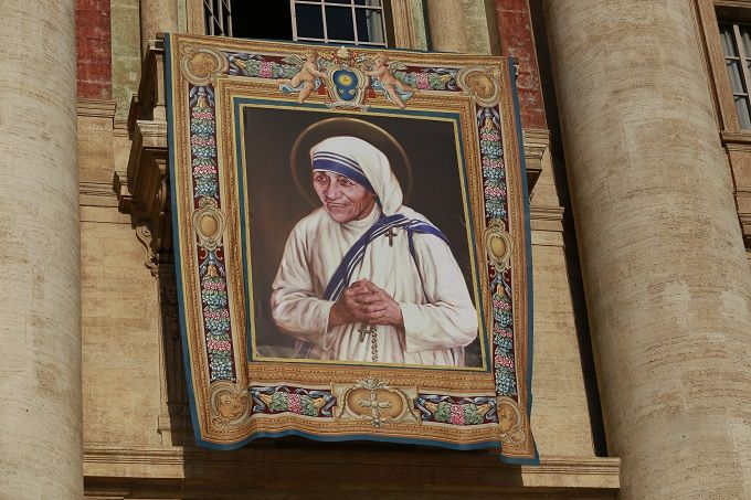Mother Teresa Officially Declared a Saint