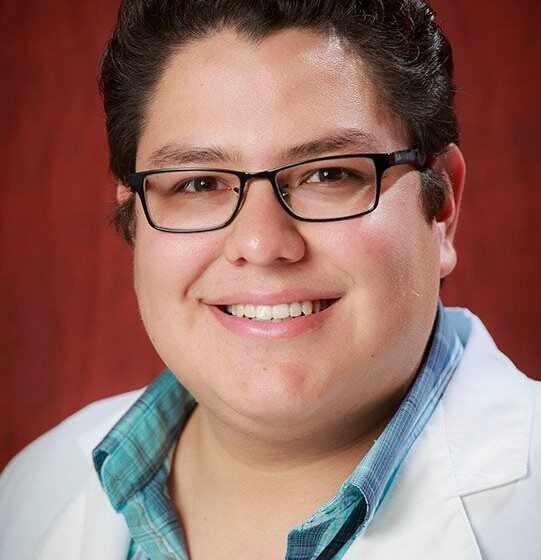 Infectious Disease researcher lands award at Biomed Conference