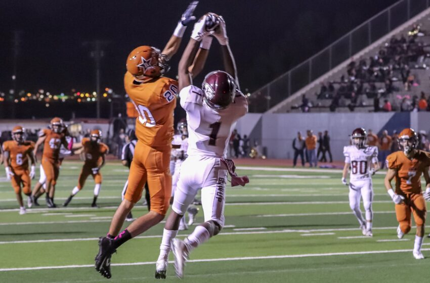 Story in Many Pics: Red-Hot Ysleta Rolls Over Riverside 33-9