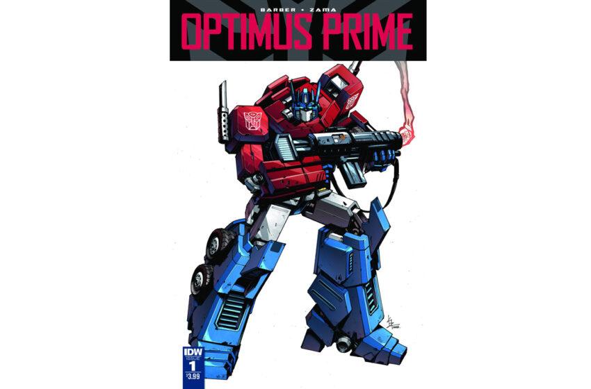 TNTM: Optimus Prime Transforms From Soldier to Statesman