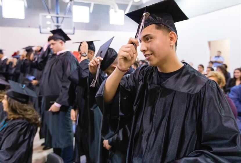 Successes Celebrated as Options High Students Earn High School Diplomas
